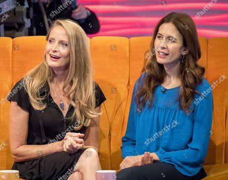 Jane Sibbett and Jessica Hecht