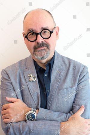 Stock Picture of Carlos Ruiz Zafon