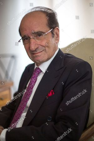 Stock Image of Jean-Paul Fitoussi