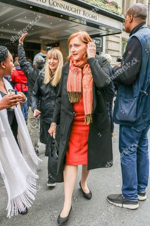 Emma Dent Coad Labour MP for Kensington and Chelsea