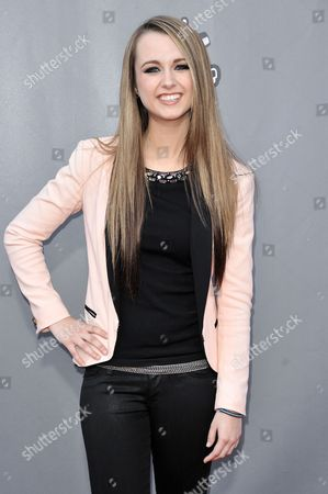 """Editorial image of """"The Voice"""" Top 12 Red Carpet Event, Universal City, USA"""