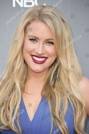 """Editorial photo of """"The Voice"""" Top 12 Red Carpet Event, Universal City, USA"""