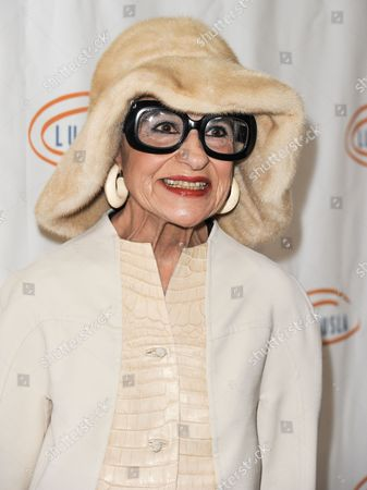 Joy Bianchi arrives at the 11th Annual Lupus LA Hollywood Bag Ladies Luncheon, on Friday, November, 15, 2013 in Beverly Hills, Calif