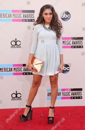 Editorial photo of 2013 American Music Awards - Arrivals, Los Angeles, USA
