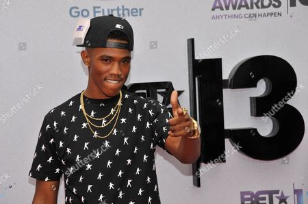 Editorial photo of 2013 BET Awards - Arrivals, Los Angeles, USA