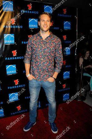 """Ben Lamb attends the """"Ender's Game"""" and """"Divergent"""" party on Day 2 of the 2013 Comic-Con International Convention on in San Diego"""