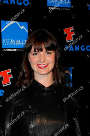"""Stock Picture of Amy C. Newbold attends the """"Ender's Game"""" and """"Divergent"""" party on Day 2 of the 2013 Comic-Con International Convention on in San Diego"""