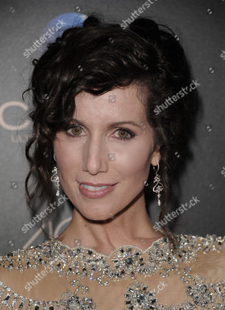Stock Image of Heather Roop arrives at the 40th Annual Daytime Emmy Awards, in Beverly Hills, Calif