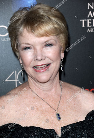 Erika Slezak arrives at the 40th Annual Daytime Emmy Awards, in Beverly Hills, Calif
