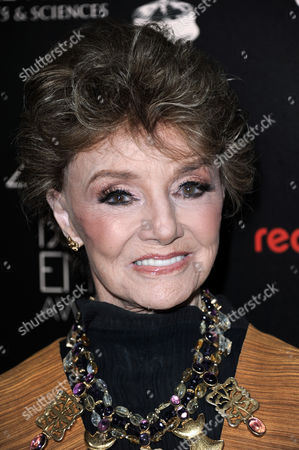 Peggy McCay arrives at the 40th Annual Daytime Emmy Awards, in Beverly Hills, Calif
