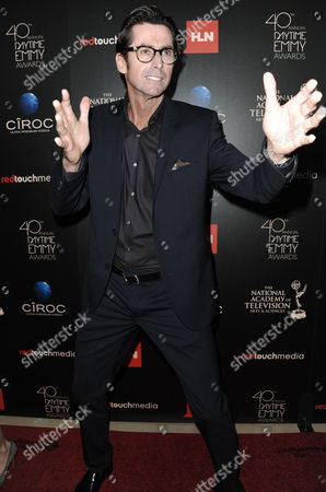 Editorial image of 2013 Daytime Emmy Awards - Arrivals, Beverly Hills, USA