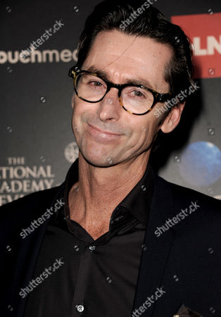Stock Photo of Kirk Fox arrives at the 40th Annual Daytime Emmy Awards, in Beverly Hills, Calif