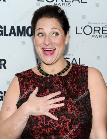 Jennifer Weiner attends the 23rd Annual Glamour Women of the Year Awards hosted by Glamour Magazine at Carnegie Hall on in New York
