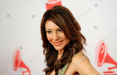 Editorial photo of 2013 Latin Recording Academy Person of the Year Tribute - Arrivals, Las Vegas, USA