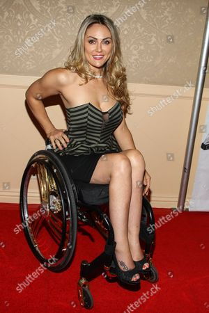 Actress Tiphany Adams arrives at the 2013 Media Access Awards at the Beverly Hilton Hotel on in Beverly Hills, Calif