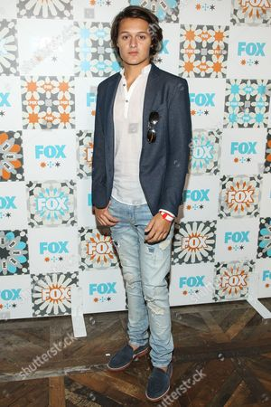 Nolan Sotillo attends the FOX Summer TCA All-Star Party at Soho House on in West Hollywood, Calif