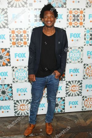 Seaton Smith attends the FOX Summer TCA All-Star Party at Soho House on in West Hollywood, Calif