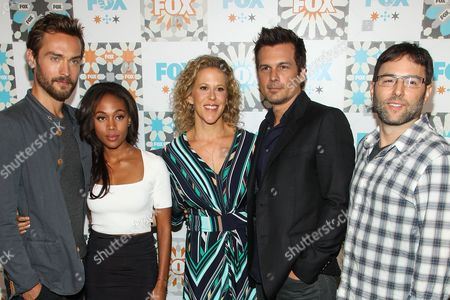 Editorial photo of 2014 FOX Summer TCA All-Star Party, West Hollywood, USA