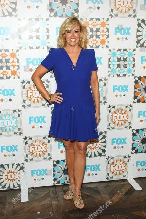 Mary Murphy attends the FOX Summer TCA All-Star Party at Soho House on in West Hollywood, Calif