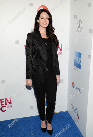 Honoree Lana Del Ray attends the 2015 Billboard Women in Music honors at Cipriani 42nd Street, in New York