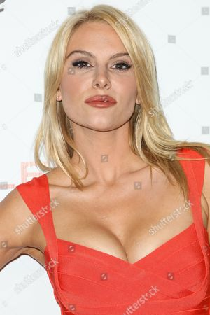 Jackie Moore attends the Playboy and Gramercy Pictures' Self/less party on day 2 of Comic-Con International, in San Diego