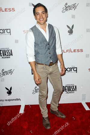 Stock Photo of Keahu Kahuanui attends the Playboy and Gramercy Pictures' Self/less party on day 2 of Comic-Con International, in San Diego