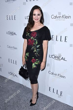 Madeleine Stowe attends the 2015 ELLE Women in Hollywood Awards at the Four Seasons Hotel on in Los Angeles, California