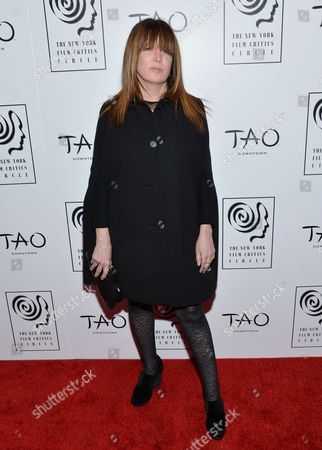 Judy Becker attends the New York Film Critics Circle Awards at TAO Downtown, in New York
