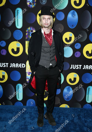 Editorial picture of 2015 Just Jared Halloween Party, Hollywood, USA