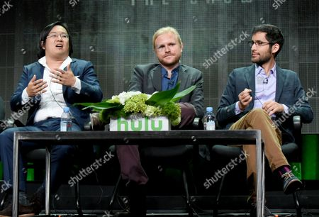 Editorial photo of 2015 Summer TCA - Hulu, Beverly Hills, USA