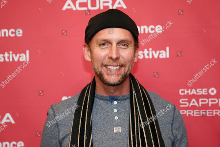 """Actor Jayson Warner Smith poses at the premiere of """"99 Homes"""" during the 2015 Sundance Film Festival, in Park City, Utah"""