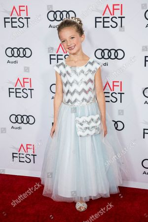 """Editorial photo of 2016 AFI Fest - """"Jackie"""" - Arrivals, Los Angeles, USA"""