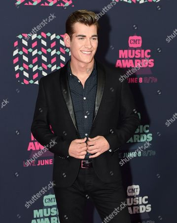 Editorial picture of 2016 CMT Music Awards - Arrivals, Nashville, USA