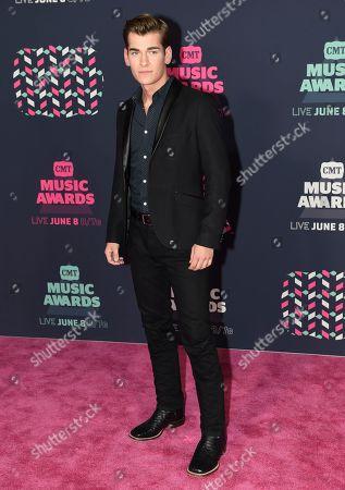 Editorial image of 2016 CMT Music Awards - Arrivals, Nashville, USA