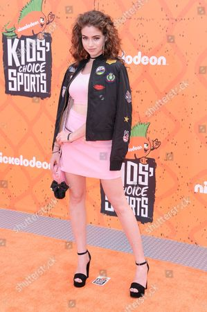 Dytto arrives at the 2016 Kids' Choice Sports Awards held at UCLA's Pauley Pavilion, in Los Angeles