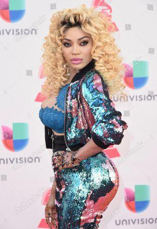 Editorial photo of 2016 Latin Grammy Awards - Arrivals, Las Vegas, USA