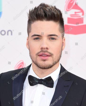 Editorial image of 2016 Latin Grammy Awards - Arrivals, Las Vegas, USA