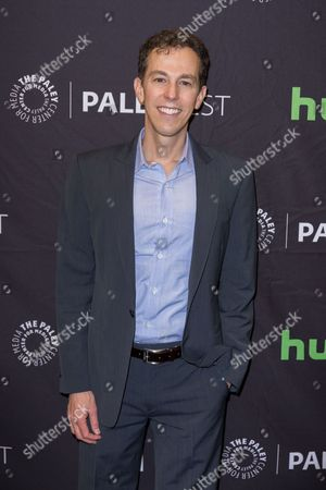"Stock Image of Josh Berman, Executive Producer and Co-Creator of the television series ""Notorious"" arrives at the 2016 PaleyFest Fall TV Previews at The Paley Center for Media, in Beverly Hills, Calif"