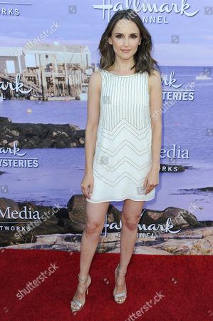 "Rachel Leigh Cook attends the 2016 Summer TCA ""Hallmark Event"", in Beverly Hills, Calif"