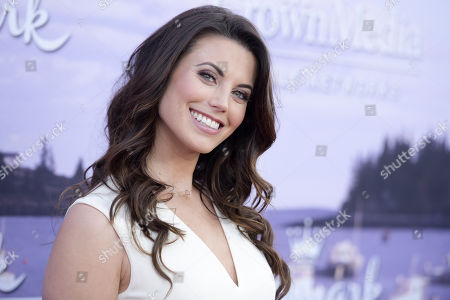 """Meghan Ory attends the 2016 Summer TCA """"Hallmark Event"""", in Beverly Hills, Calif"""