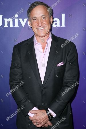 "Dr. Terry Dubrow, a cast member in the television series ""Botched By Nature,"" arrives at the NBCUniversal Television Critics Association summer press tour, in Beverly Hills, Calif"