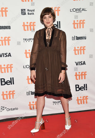 "Actress Victoria Bruno attends the ""Wakefield"" premiere on day 6 of the Toronto International Film Festival at Princess of Wales Theatre, in Toronto"