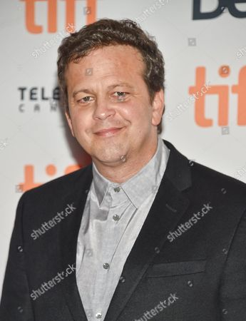 """Composer Aaron Zigman attends the """"Wakefield"""" premiere on day 6 of the Toronto International Film Festival at Princess of Wales Theatre, in Toronto"""