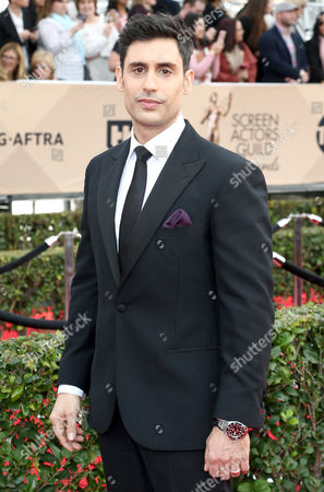 Editorial picture of 22nd Annual SAG Awards - Red Carpet, Los Angeles, USA