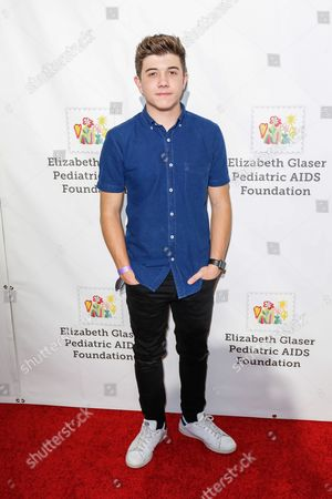 """Editorial image of 27th Annual """"A Time for Heroes"""" Family Festival, Culver City, USA"""