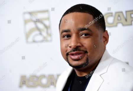 "Smokie Norful, the recipient of an ASCAP gospel award for the song ""No Greater Love,"" poses at the 2015 ASCAP Rhythm & Soul Awards at the Beverly Wilshire Hotel, in Beverly Hills, Calif"