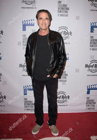 """Robin Thomas attends the 31st Annual FLIFF - Opening Night Premiere of """"Dreamland"""" at Seminole Hard Rock Live, in Hollywood, Fla"""