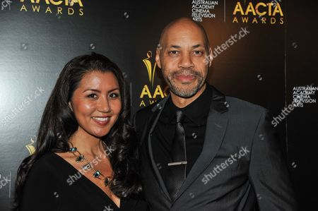 Editorial picture of 3rd Annual AACTA International Awards, West Hollywood, USA