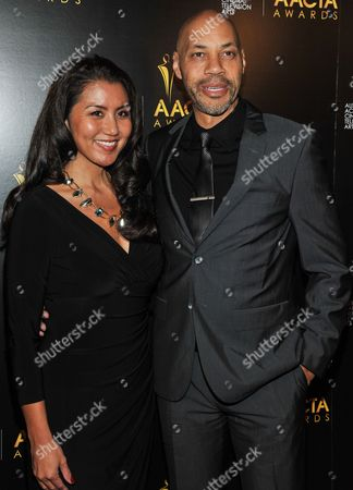 Editorial photo of 3rd Annual AACTA International Awards, West Hollywood, USA