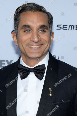 Editorial picture of 43rd International Emmy Awards - Arrivals, New York, USA